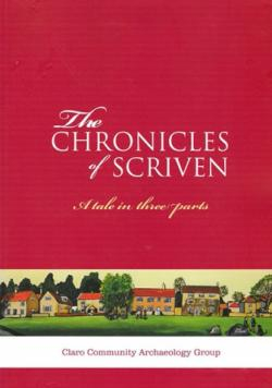 Scriven Chronicles cover